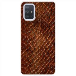 Etui na Samsung Galaxy A51 - Skóra węża