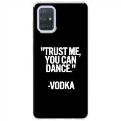 Etui na Samsung Galaxy A51 - Trust me You can Dance