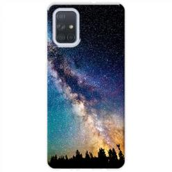 Etui na Samsung Galaxy A71 - Droga mleczna Galaktyka