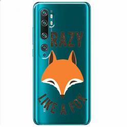 Etui na Xiaomi Mi Note 10 - Crazy like a fox.