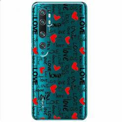 Etui na Xiaomi Mi Note 10 Pro - Love, love, love…