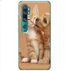 Etui na Xiaomi Mi Note 10 Pro - Jak pies z kotem