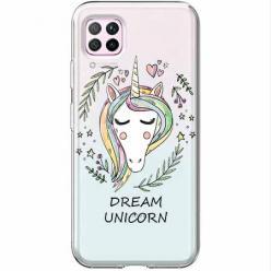 Etui na Huawei P40 Lite - Dream unicorn - Jednorożec.