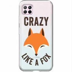 Etui na Huawei P40 Lite - Crazy like a fox.
