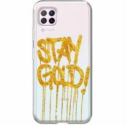 Etui na Huawei P40 Lite - Stay Gold.