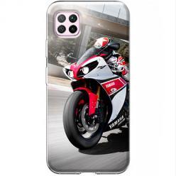 Etui na Huawei P40 Lite - Motocykl ścigacz
