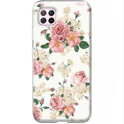 Etui na Huawei P40 Lite - Polne kwiaty