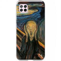 Etui na Huawei P40 Lite - Krzyk Munka