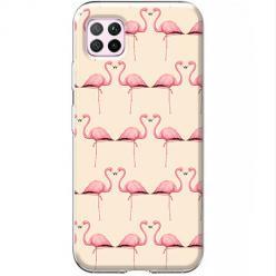 Etui na Huawei P40 Lite - Flamingi