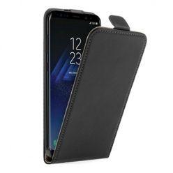 Etui na telefon Huawei P20 Pro kabura z klapką - czarny.