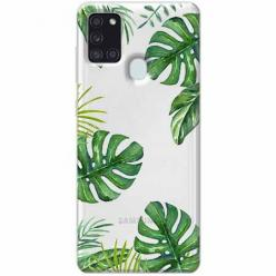 Etui na Samsung Galaxy A21s - Welcome to the jungle.
