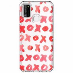 Etui na Samsung Galaxy M21 - XO XO XO.