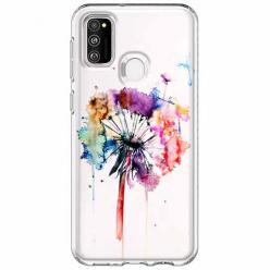 Etui na Samsung Galaxy M21 -  Watercolor dmuchawiec.