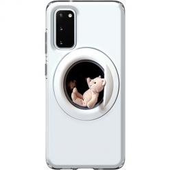 Etui na Samsung Galaxy S20 - Misio w pralce