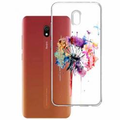 Etui na Xiaomi Redmi 8A -  Watercolor dmuchawiec.