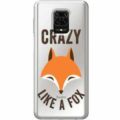 Etui na Xiaomi Redmi Note 9s - Crazy like a fox.