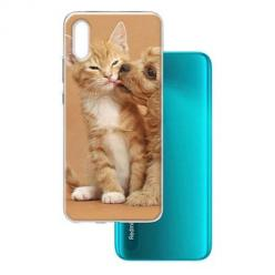 Etui na Xiaomi Redmi 9A - Jak pies z kotem
