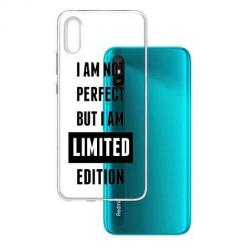 Etui na Xiaomi Redmi 9A - I Am not perfect…