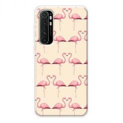 Etui na Xiaomi Mi Note 10 Lite - Flamingi