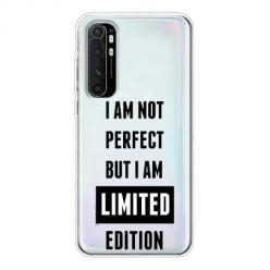 Etui na Xiaomi Mi Note 10 Lite - I Am not perfect…