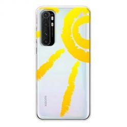 Etui na Xiaomi Mi Note 10 Lite - Wakacyjne słońce