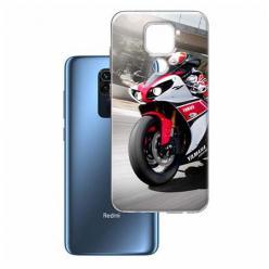 Etui na Xiaomi Redmi Note 9 - Motocykl ścigacz