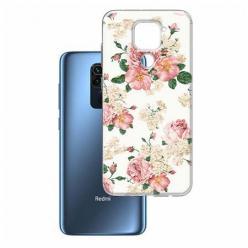 Etui na Xiaomi Redmi Note 9 - Polne kwiaty