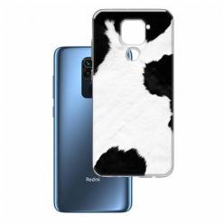 Etui na Xiaomi Redmi Note 9 - Łaciata krowa