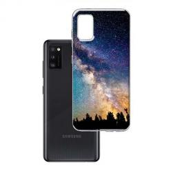 Etui na Samsung Galaxy A41 - Droga mleczna Galaktyka