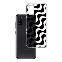 Etui na Samsung Galaxy A41 - Zafalowane.