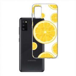 Etui na Samsung Galaxy A41 - Cytrynowe orzeźwienie.