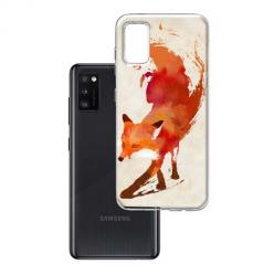 Etui na Samsung Galaxy A41 - Lis watercolor