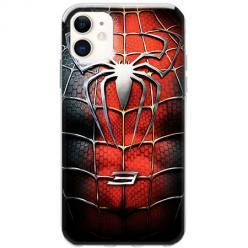 Etui na telefon Slim Case - Stalowy spider 3