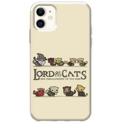 Etui na telefon Slim Case - Lord of the Cats