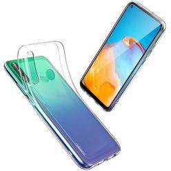 Etui na Huawei P40 Lite E silikonowe crystal case - bezbarwne.