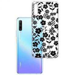 Etui na Huawei P Smart Pro 2019 - Polne stokrotki nocą.