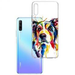 Etui na Huawei P Smart Pro 2019 - Watercolor pies.