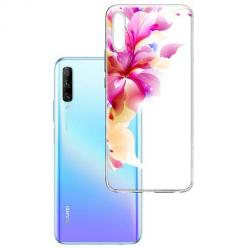 Etui na Huawei P Smart Pro 2019 - Bajeczny kwiat.