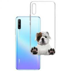 Etui na Huawei P Smart Pro 2019 - Słodki szczeniaczek.