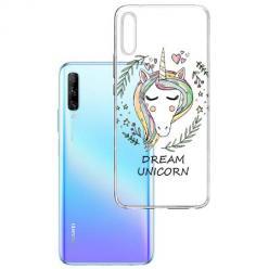 Etui na Huawei P Smart Pro 2019 - Dream unicorn - Jednorożec.