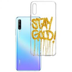 Etui na Huawei P Smart Pro 2019 - Stay Gold.
