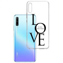 Etui na Huawei P Smart Pro 2019 - All you need is LOVE.