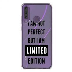 Etui na Huawei Y6P - I Am not perfect…