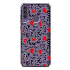 Etui na Huawei Y6P - Love, love, love…