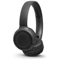 Nauszne słuchawki JBL bezprzewodowe Bluetooth - Czarny.
