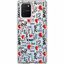 Etui na Samsung Galaxy S10 Lite - Love, love, love…