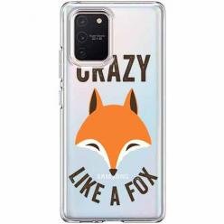 Etui na Samsung Galaxy S10 Lite - Crazy like a fox.