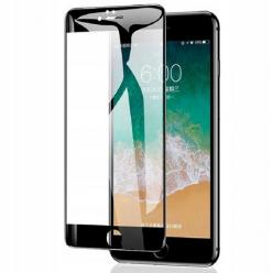 Apple iPhone 8 hartowane szkło 5D Full Glue - Czarny