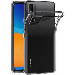 Etui na Huawei P Smart 2021 silikonowe Slim Crystal Case Przezroczyste