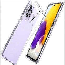 Etui na Samsung Galaxy A52 silikonowe Slim Crystal Case Przezroczyste